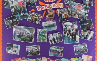 Sci - Big Bang Trip 2019 - Classroom Display
