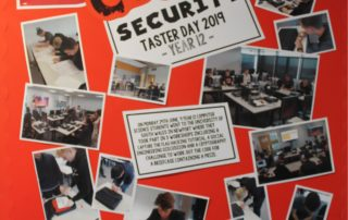 ICT - Cyber Security Year 12 Trip 2019