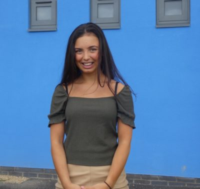 Sabrina Torris – Deputy Head Girl