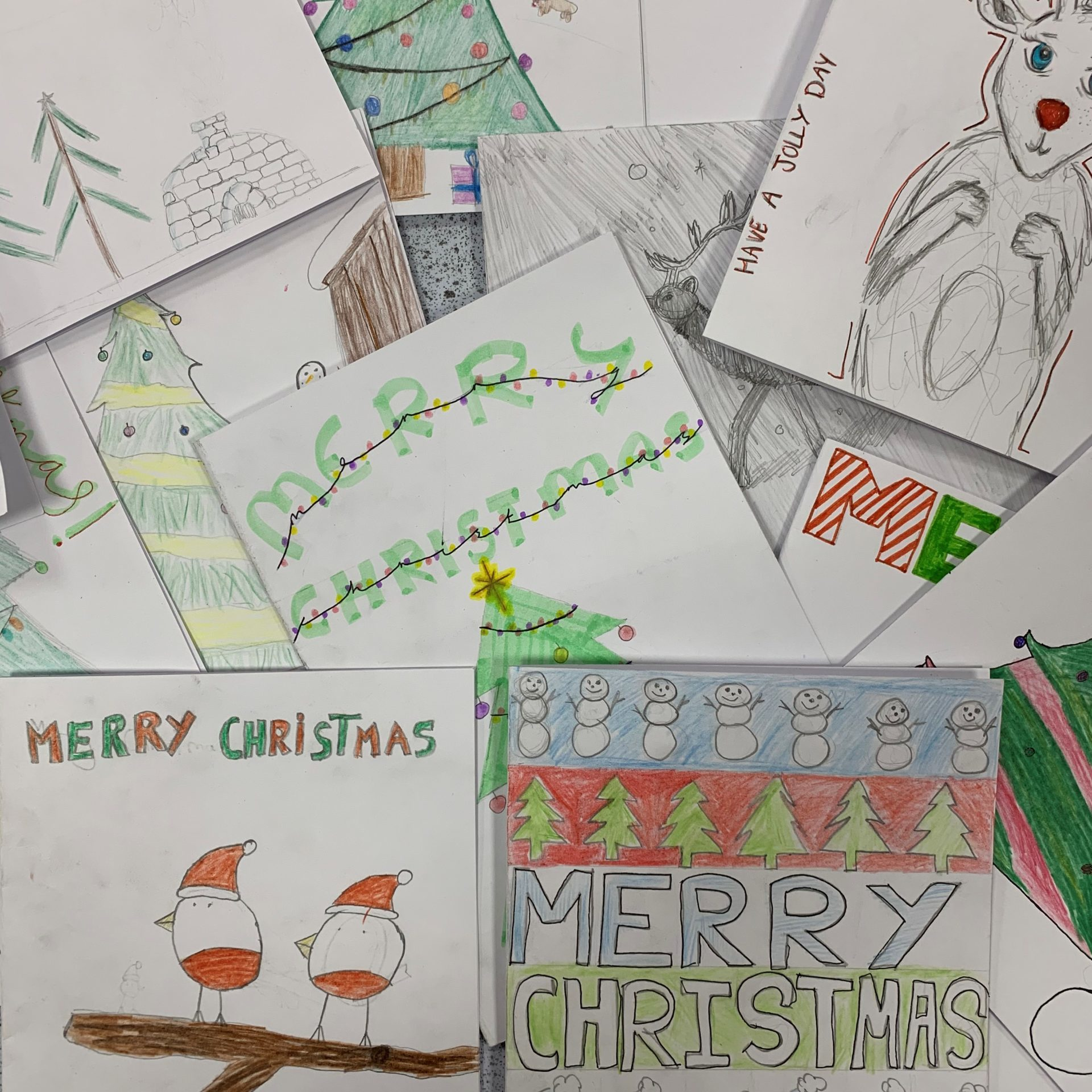Christmas cards for Bourton residents_9Msm