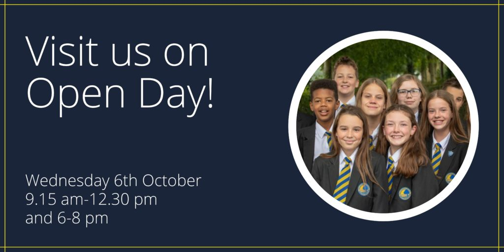 Open day banner (1)